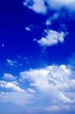 De wolken. Royalty-vrije Stock Foto