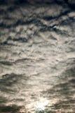 De wolken van Dawn Royalty-vrije Stock Afbeeldingen