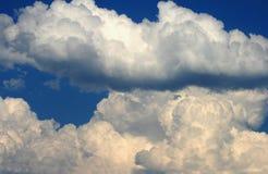 De Wolken van de donder Royalty-vrije Stock Foto