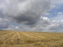 De zomerwolken Royalty-vrije Stock Foto's