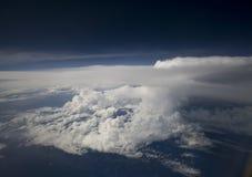 De Wolken van het suikergoed royalty-vrije stock afbeeldingen