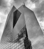 De Wolkenkrabber van de Stad van New York Stock Afbeeldingen