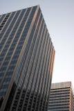 De Wolkenkrabber van het bureau Stock Afbeeldingen