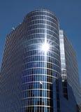 De Wolkenkrabber van het bureau Stock Fotografie