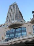 De wolkenkrabber van het Hotel van de luxe Stock Foto