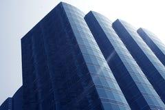 De Wolkenkrabber van Hongkong Stock Fotografie