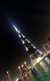 De wolkenkrabber van Khalifa van Burj royalty-vrije stock afbeeldingen