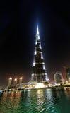 De wolkenkrabber van Khalifa van Burj royalty-vrije stock afbeelding