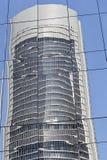 De Wolkenkrabber van Madrid Royalty-vrije Stock Afbeeldingen