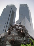 De Wolkenkrabber van Manhattan Royalty-vrije Stock Fotografie