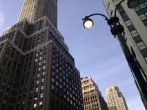 De Wolkenkrabber van New York Royalty-vrije Stock Fotografie
