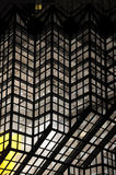 De Wolkenkrabber van Toronto Stock Foto
