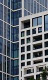 De wolkenkrabbers van Frankfurt Royalty-vrije Stock Foto's