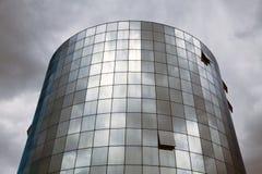 De wolkenkrabbers van het glas Stock Foto