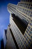 De wolkenkrabbers van New York Royalty-vrije Stock Foto