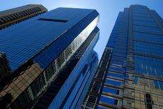 De Wolkenkrabbers van Philadelphia Stock Afbeeldingen