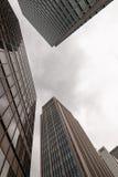 De wolkenkrabbers van Tokyo Royalty-vrije Stock Afbeelding