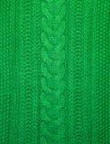 De wollen stof van de textuur Royalty-vrije Stock Foto