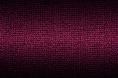 De wollen stof van de textuur. horizontaal Stock Fotografie