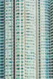 De woningbouw van de Higndichtheid Stock Afbeeldingen