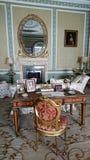 De woonkamer van het Beltonhuis royalty-vrije stock afbeeldingen