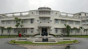 De Woonplaats van Azeraila, een vijfsterrenluxehotel in Tint, Vietnam stock fotografie