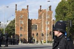 De woonplaats van het Paleis van Lambeth Royalty-vrije Stock Foto's