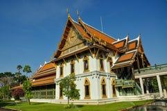 De Woonplaats van Mukamat van Samakkhi, Thailand. Stock Afbeeldingen