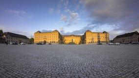 De Woonplaats van Würzburg Royalty-vrije Stock Afbeeldingen