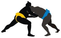 De worstelaar van Sumo Stock Fotografie