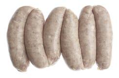 De worsten van het varkensvlees Royalty-vrije Stock Foto