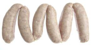 De worsten van het varkensvlees Royalty-vrije Stock Foto's