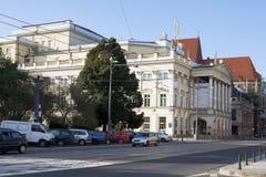 De Wroclaw-Opera stock fotografie