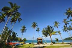 De Wua île de recouvrement merci Images stock
