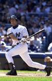 De Yankees van Derek Jeter New York Stock Foto