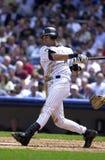 De Yankees van Derek Jeter New York Stock Afbeeldingen