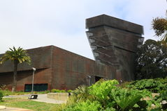 De Young Fine Arts Museum Stock Image