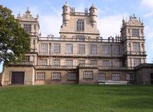 De zaal Nottingham het UK van Wollaton Royalty-vrije Stock Afbeelding