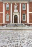 De Zaal Philadelphia van de bibliotheek Royalty-vrije Stock Foto's