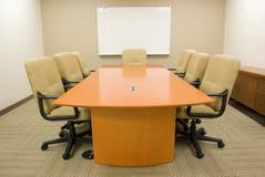 De Zaal van de conferentie Stock Foto