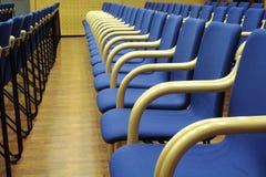 De zaal van de conferentie Royalty-vrije Stock Fotografie