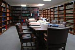 De Zaal van de Conferentie van het bureau Royalty-vrije Stock Foto's