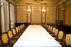 De zaal van de lunch Royalty-vrije Stock Afbeeldingen