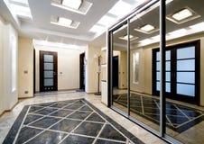 De zaal van de luxe Royalty-vrije Stock Afbeeldingen