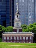 De Zaal van de onafhankelijkheid Royalty-vrije Stock Foto