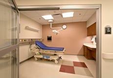 De Zaal van de Patiënt van ER van het ziekenhuis Royalty-vrije Stock Afbeeldingen