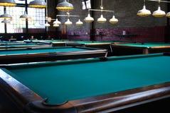 De Zaal van de pool Royalty-vrije Stock Foto