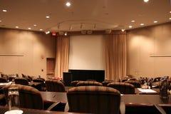 De Zaal van de presentatie Royalty-vrije Stock Afbeelding