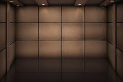 De Zaal van de technologie royalty-vrije illustratie