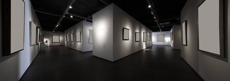 De zaal van de tentoonstelling Stock Fotografie